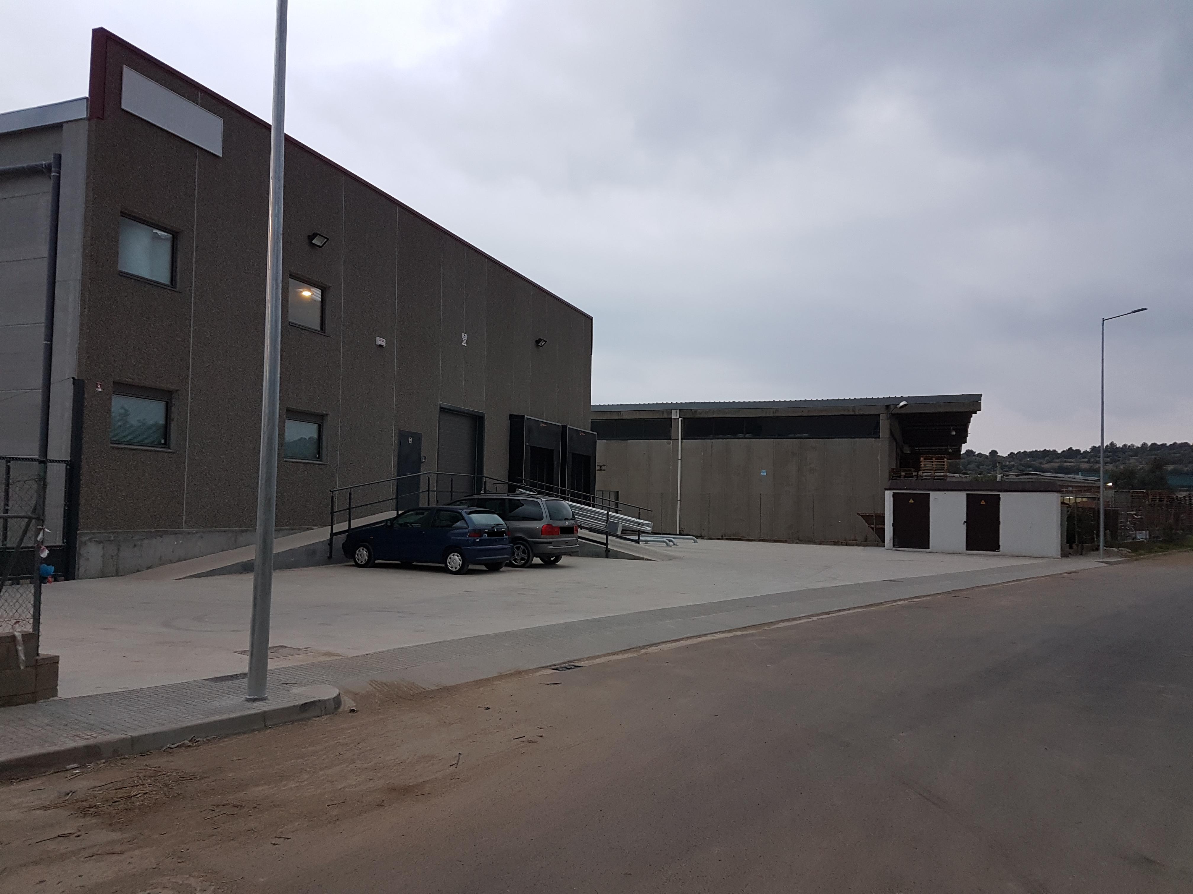 Nau industrial – Esparreguera