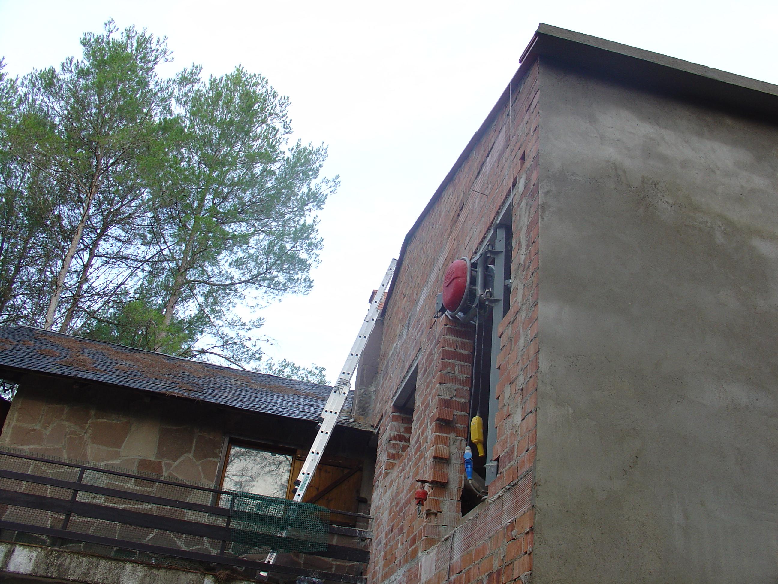 Ampliación vivienda unifamiliar aislada – Esparreguera