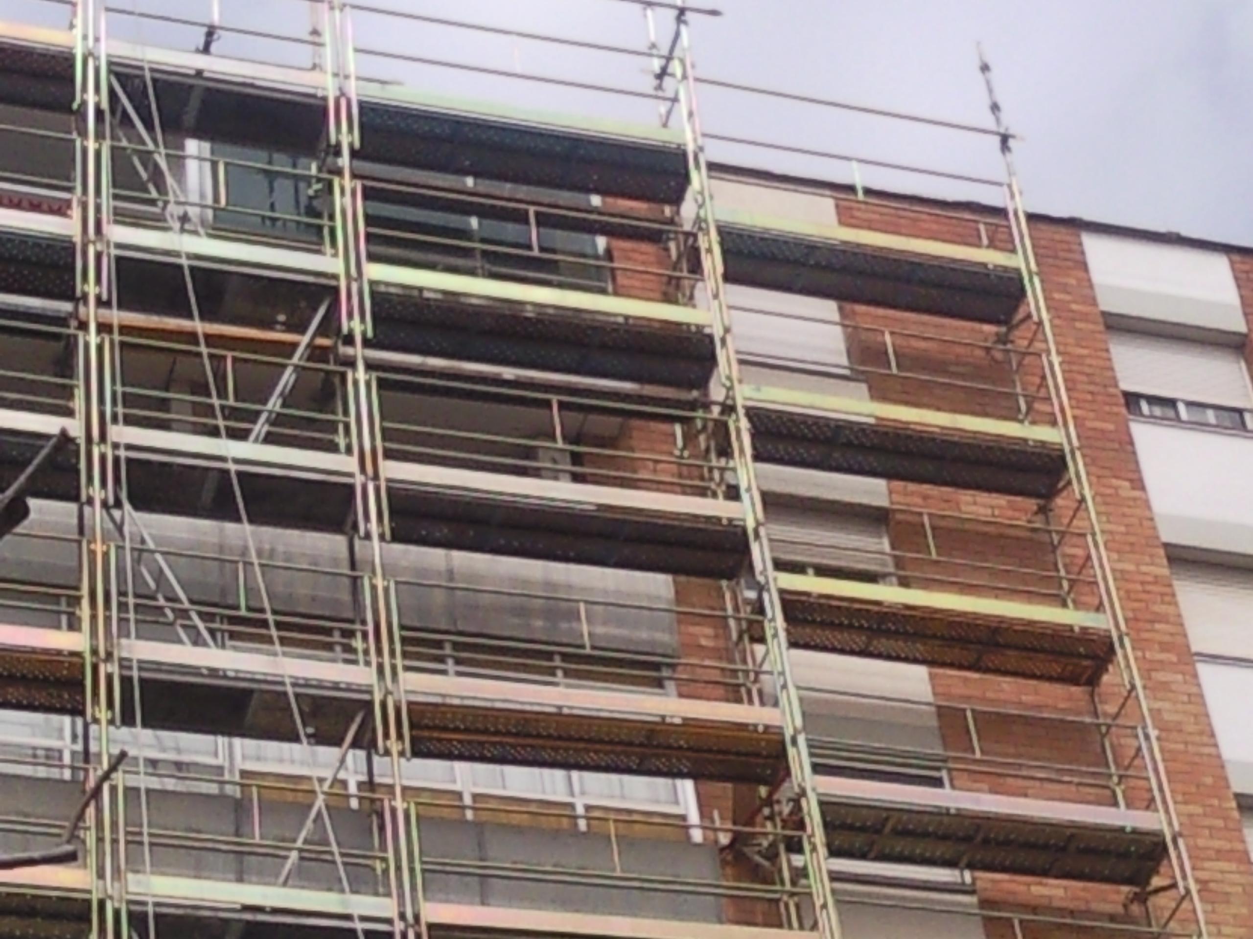 Edifici plurifamiliar façana – Vilafranca