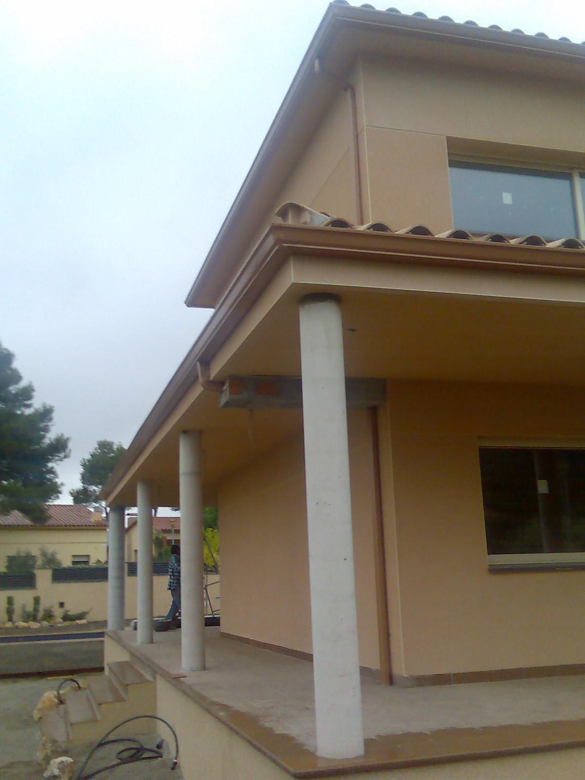 Ampliació habitatge unifamiliar – Collbató