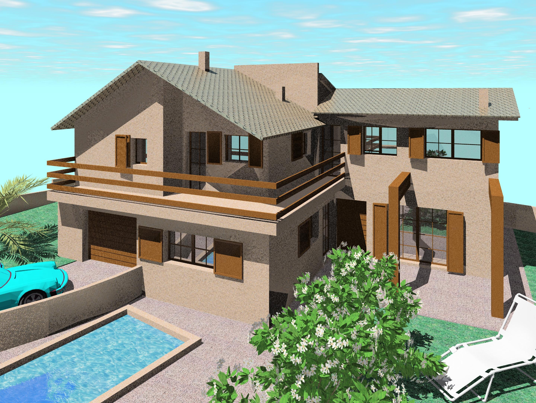 Ampliació habitatge unifamiliar aïllat – Esparreguera