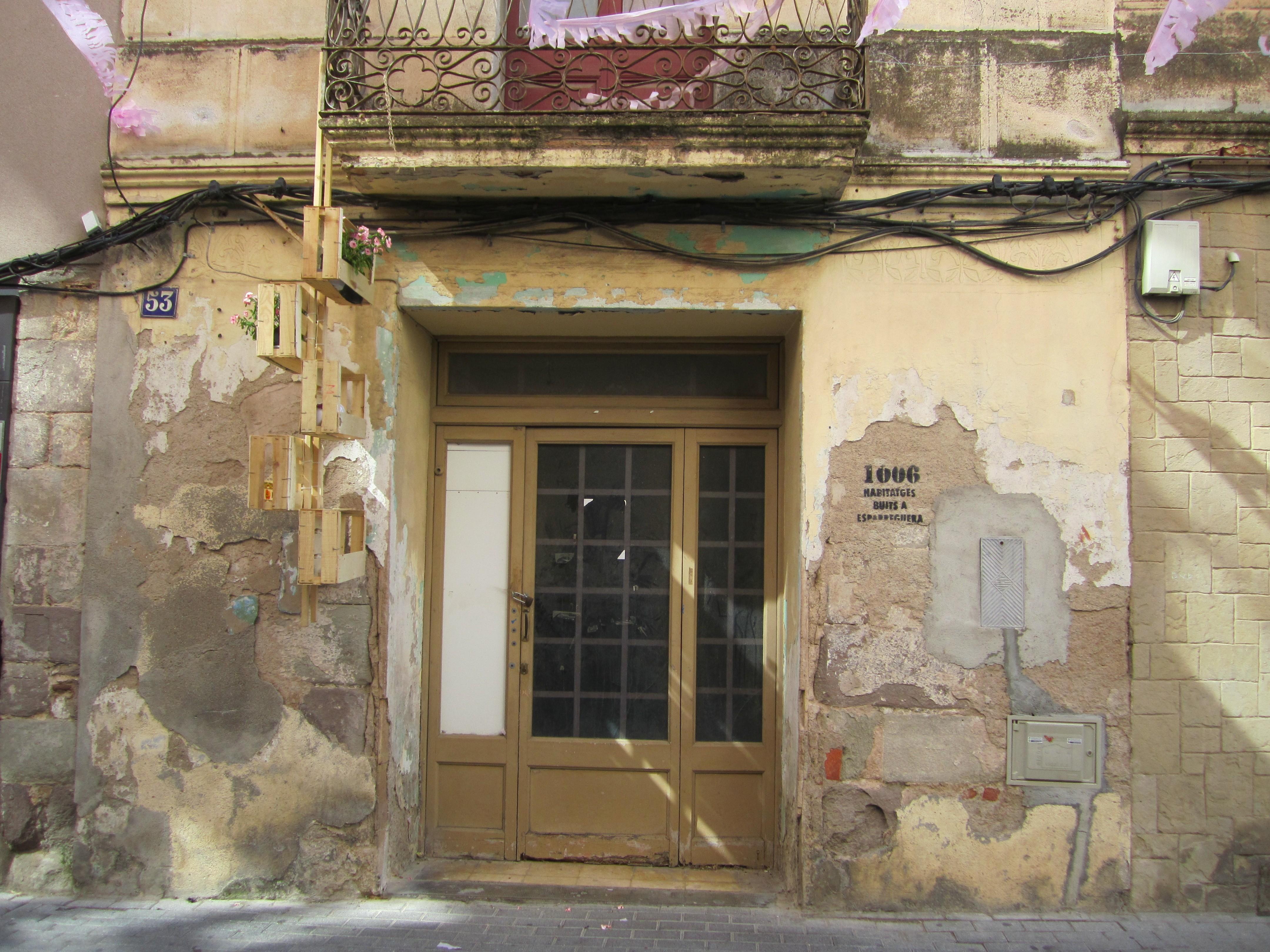 Vivienda entre medianeras – Esparreguera