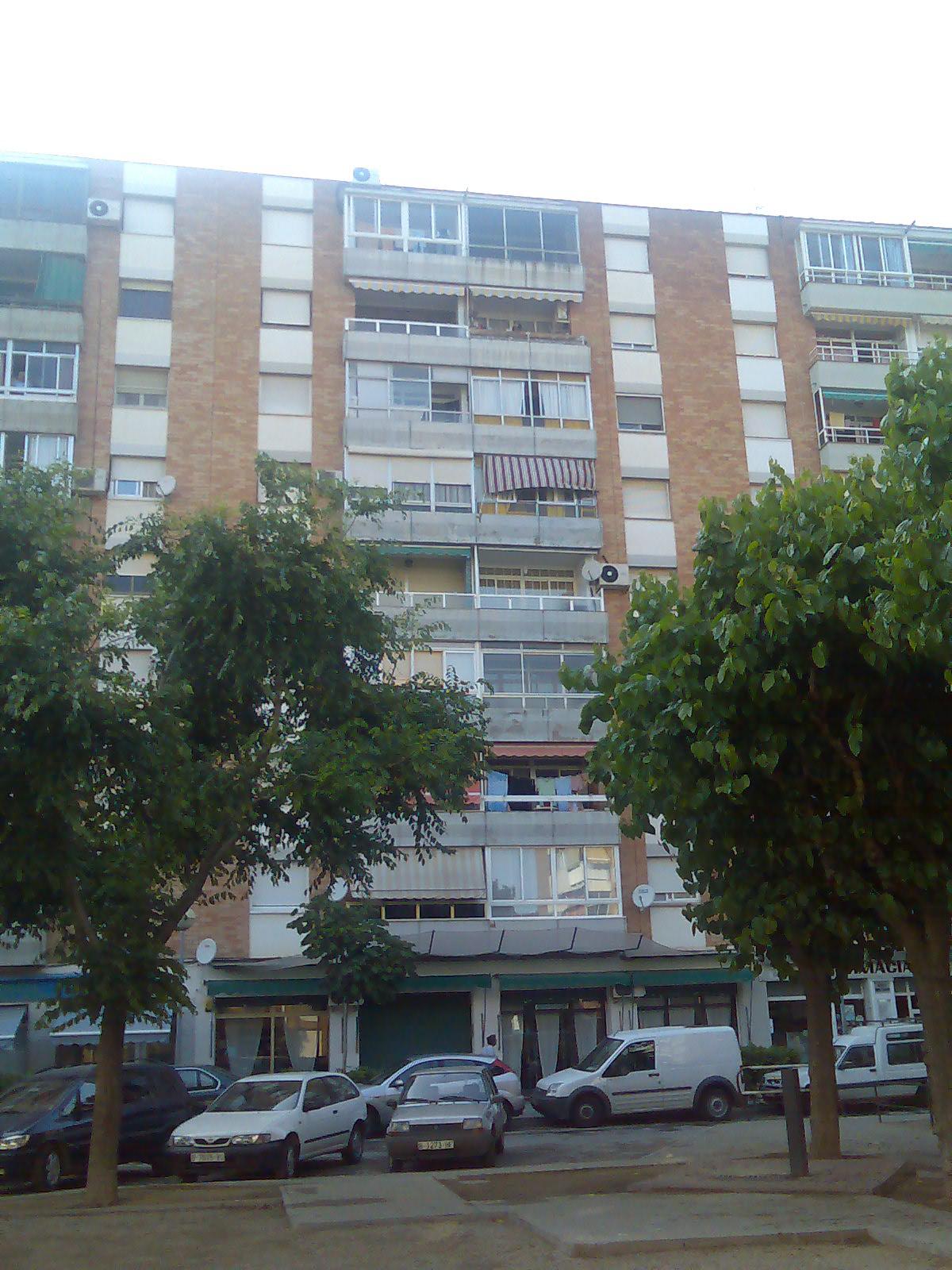 Edificio plurifamiliar fachada – Viladecans